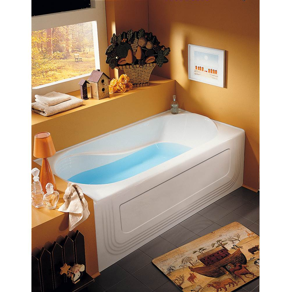 Alcove Three Wall Alcove Air Whirlpool Combo item A15.17015.500036.12
