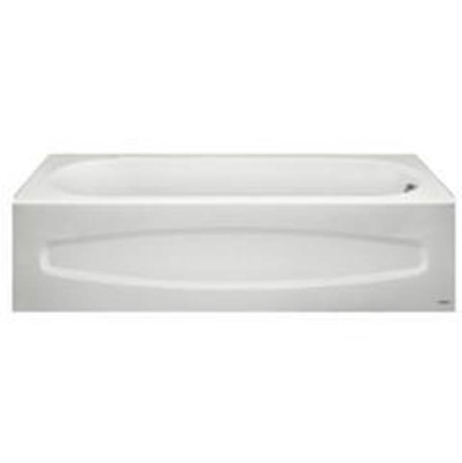 American Standard Canada Three Wall Alcove Soaking Tubs item 0184000.021