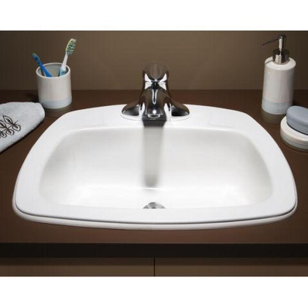 American Standard Canada Drop In Bathroom Sinks item 0203000.020