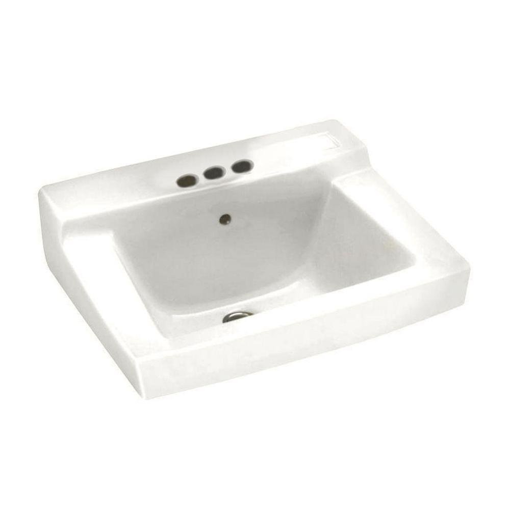 American Standard Canada Wall Mount Bathroom Sinks item 0321026.020