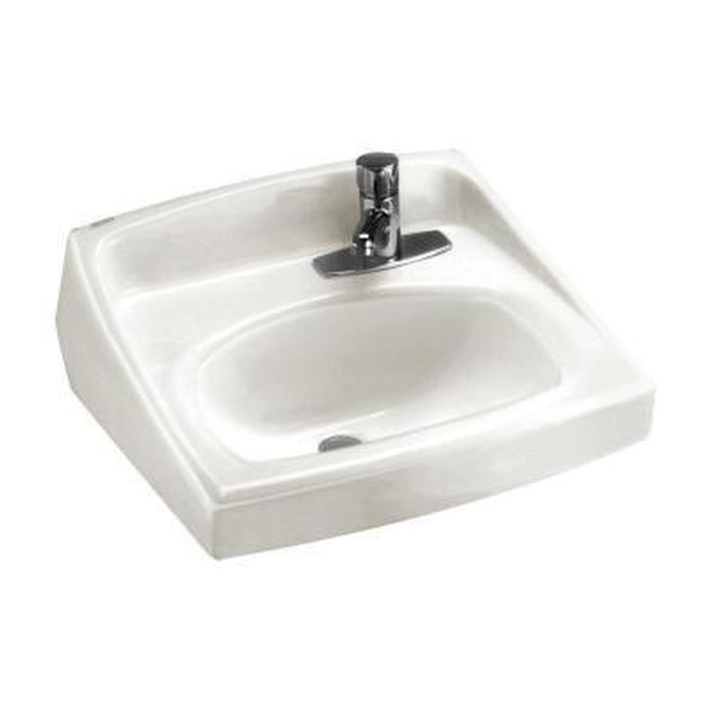 American Standard Canada Wall Mount Bathroom Sinks item 0356439.020