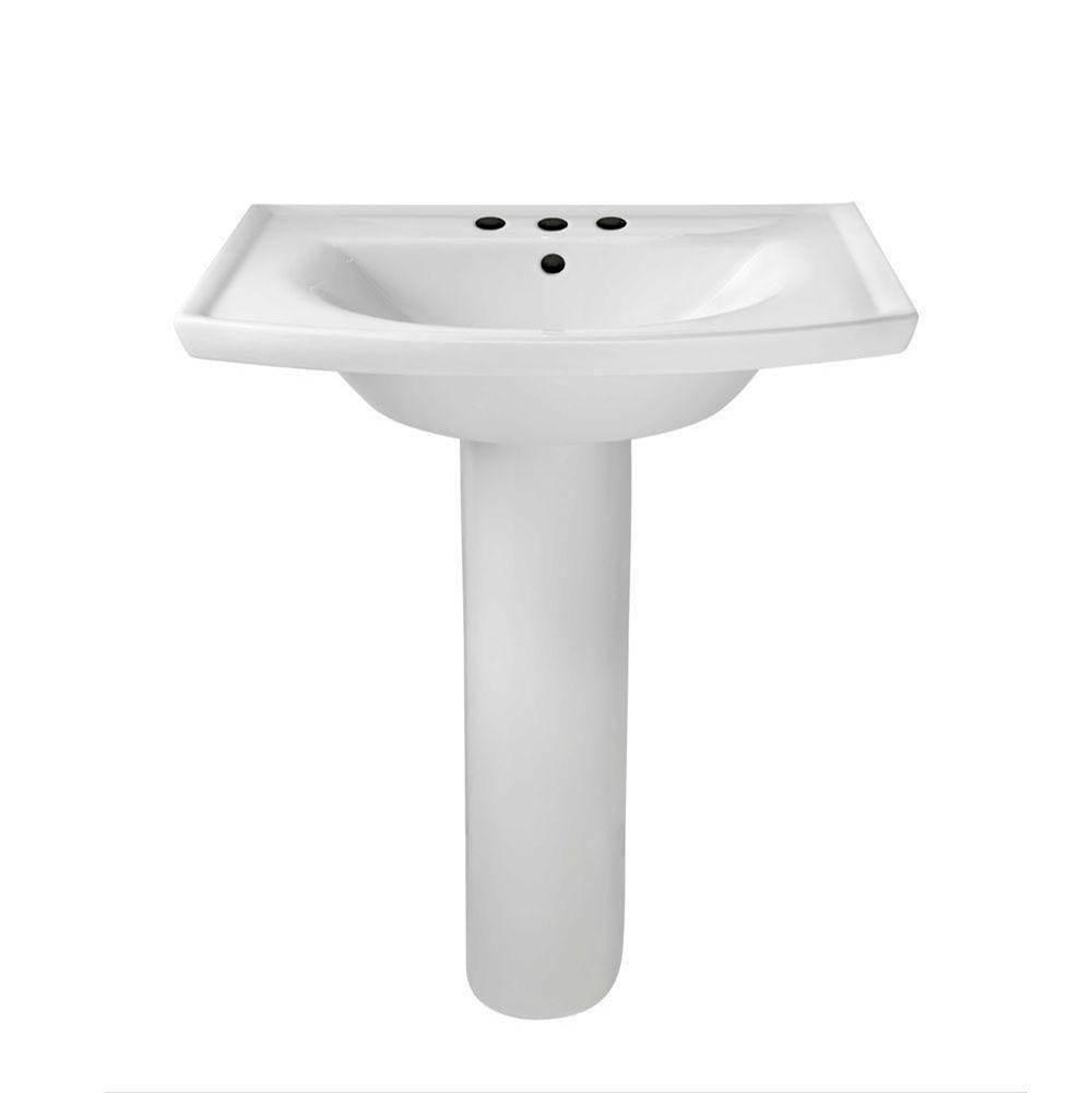 American Standard Canada Sinks Pedestal Bathroom Sinks