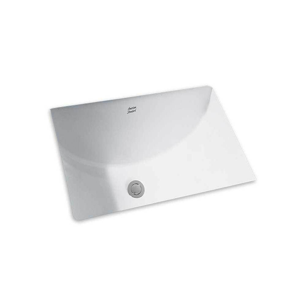 American Standard Canada Undermount Bathroom Sinks item 0614300.020