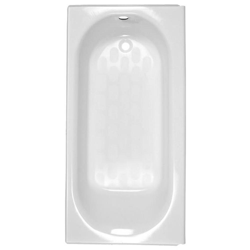 in and american drop evolution back best form recessed rest with bathtubs standard fitted freestanding tub corner walk