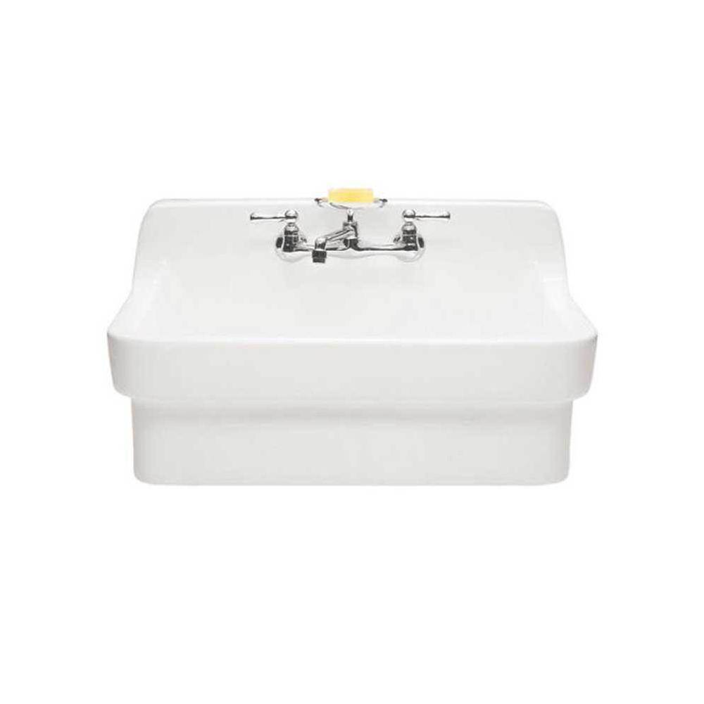 American Standard Canada Wall Mount Laundry And Utility Sinks item 9061193.020