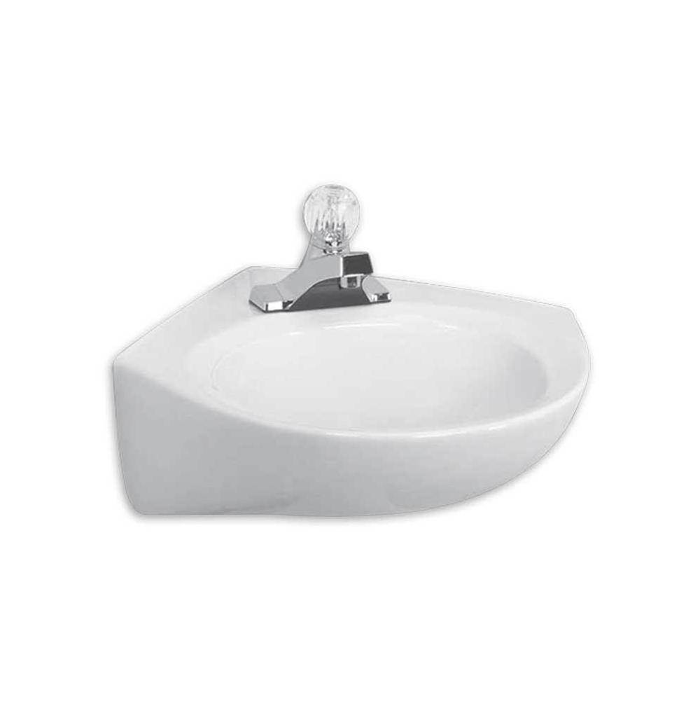 American Standard Canada Corner Bathroom Sinks item 0611001.020
