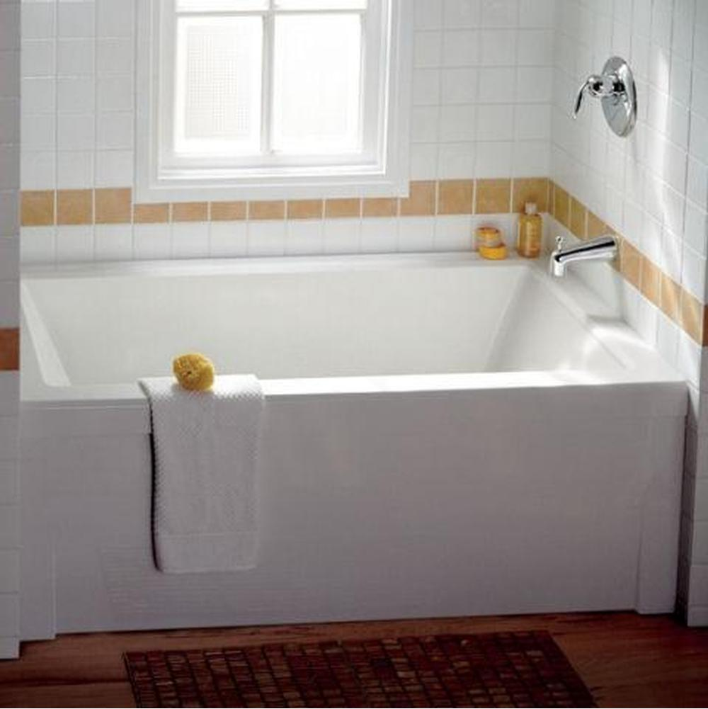 American Standard Canada Three Wall Alcove Soaking Tubs item 3585002.020
