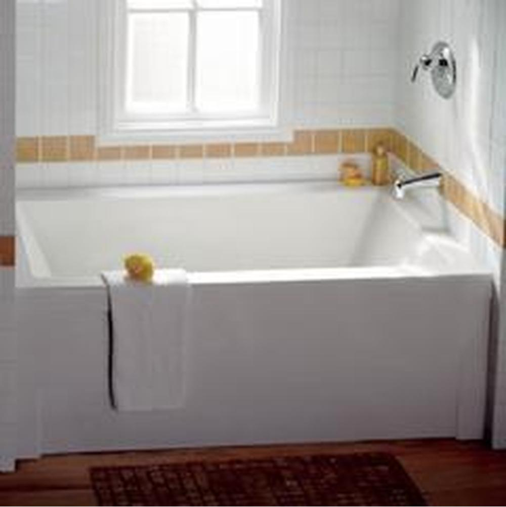 tubs soaking tubs three wall alcove bathworks showrooms. Black Bedroom Furniture Sets. Home Design Ideas