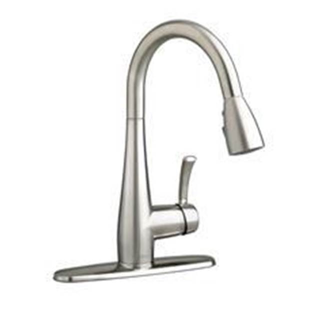 American Standard Canada Single Hole Kitchen Faucets item 4433300.075