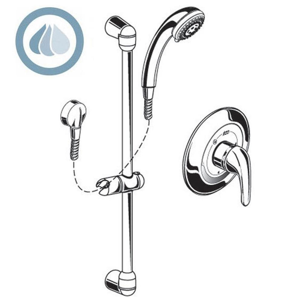 American Standard Canada  Shower Systems item 1662211.002