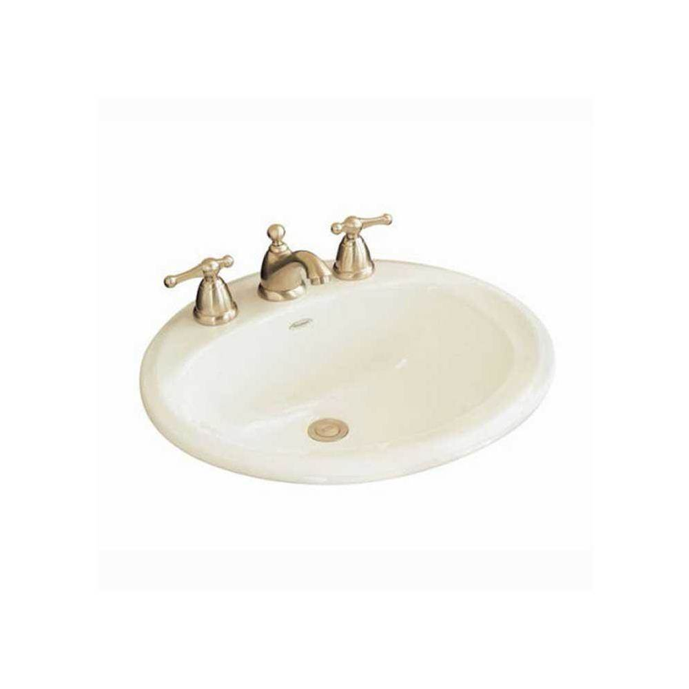 American Standard Canada Drop In Bathroom Sinks item 0490156.021