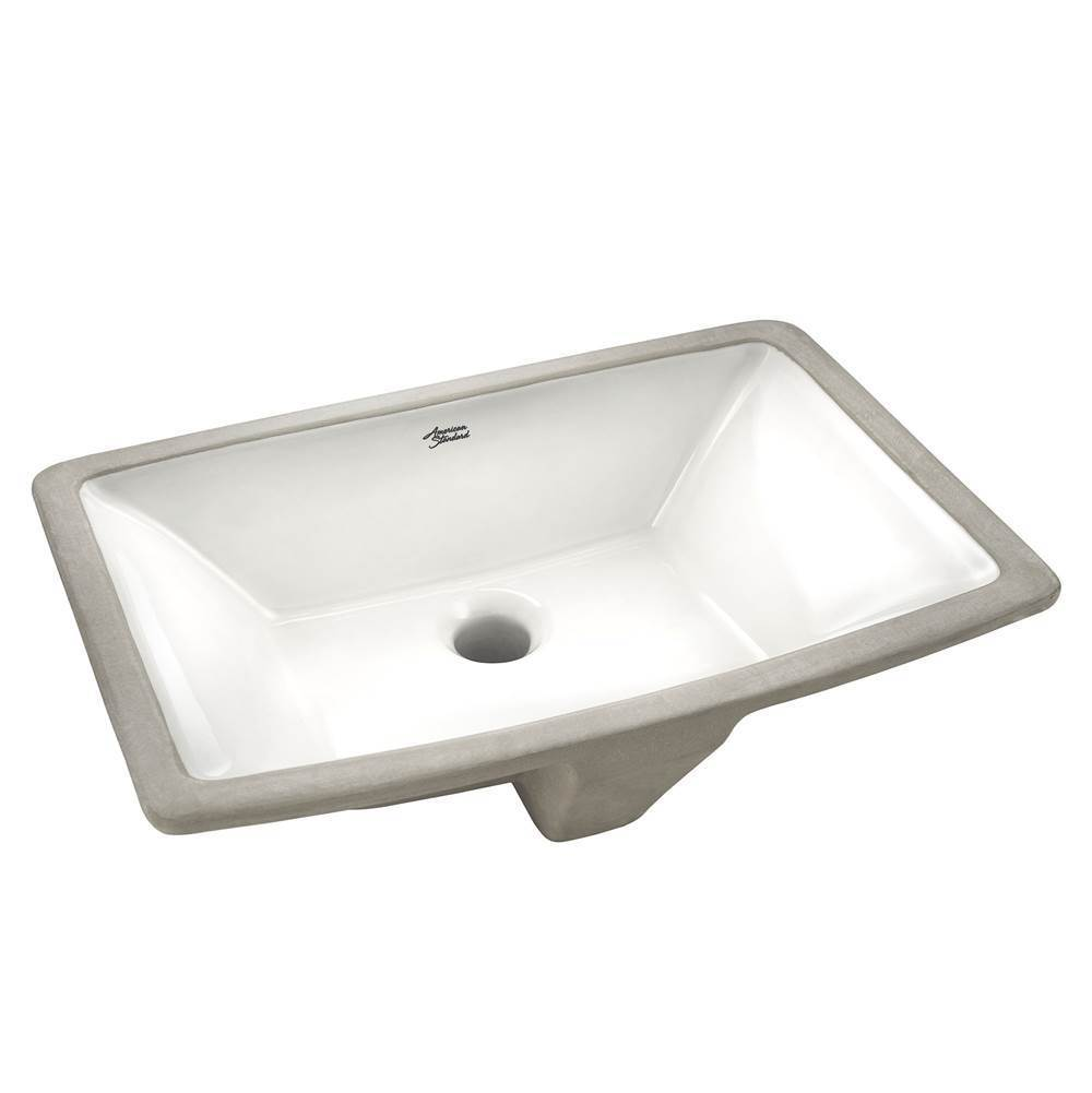 American Standard Canada Undermount Bathroom Sinks item 0330000.020