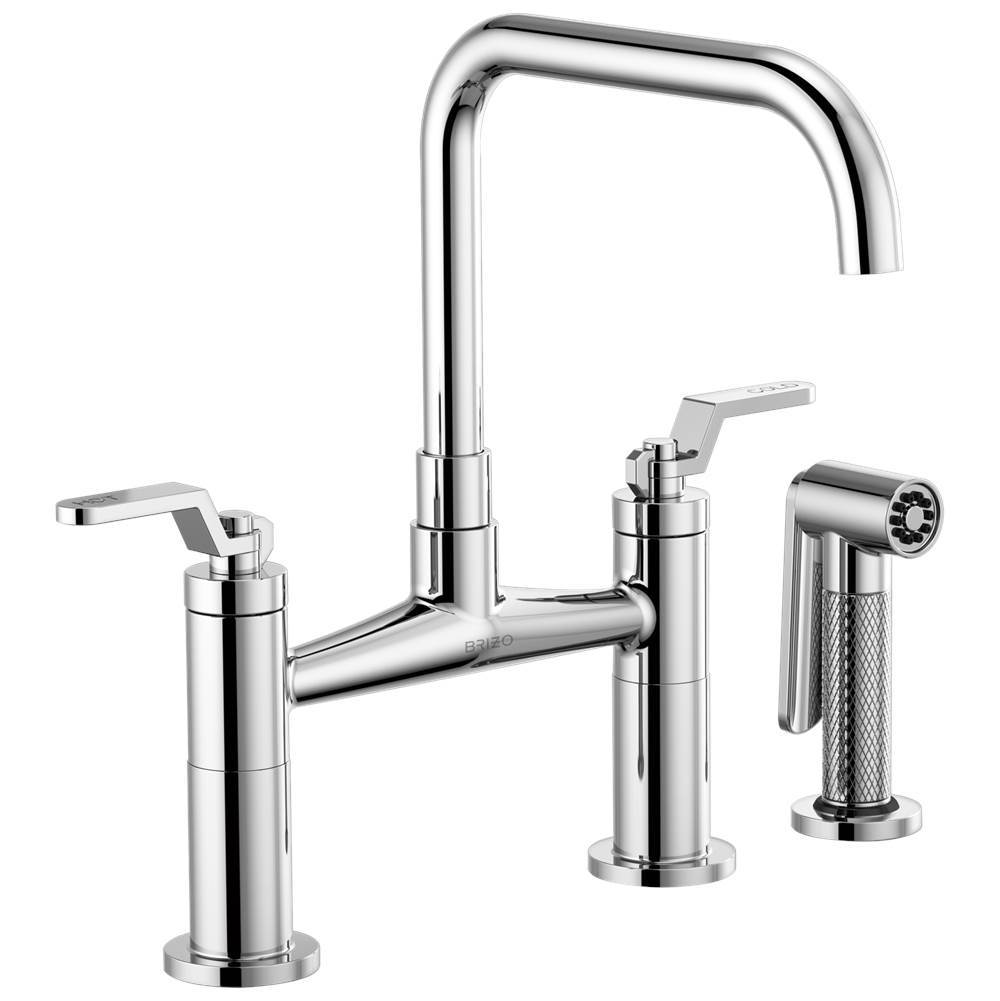 Brizo Canada  Kitchen Faucets item 62554LF-PC