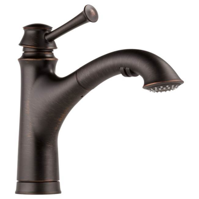 Brizo Canada Single Hole Kitchen Faucets item 63005LF-RB