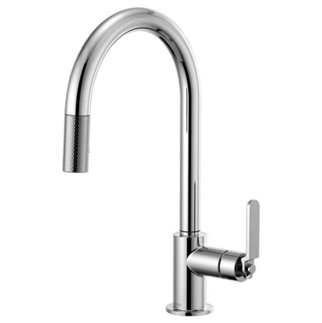 Brizo Canada Retractable Faucets Kitchen Faucets item 63044LF-PC