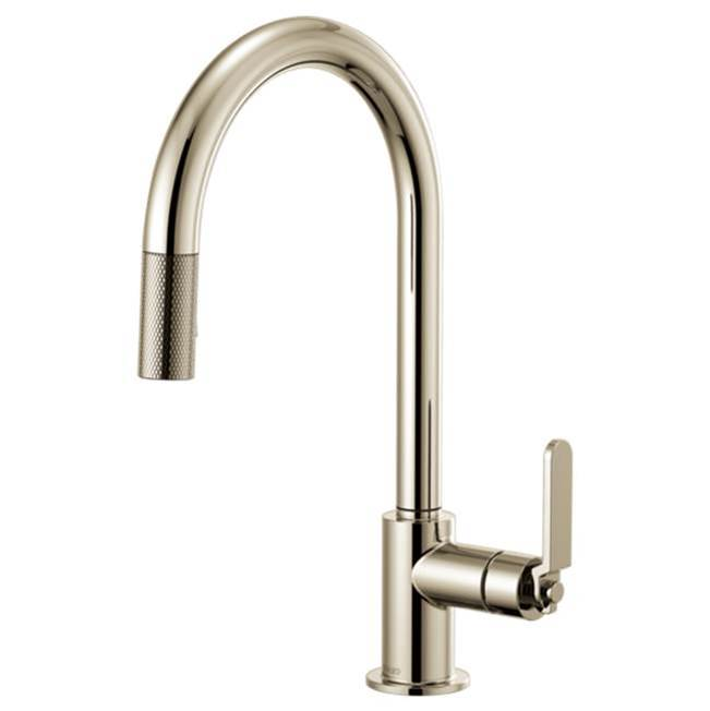 Brizo Canada Retractable Faucets Kitchen Faucets item 63044LF-PN