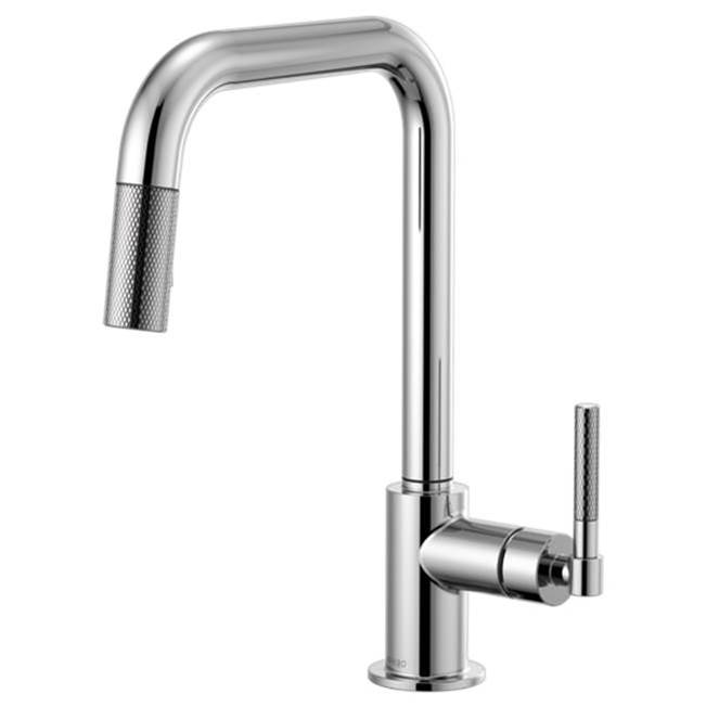 Brizo Canada Retractable Faucets Kitchen Faucets item 63053LF-PC