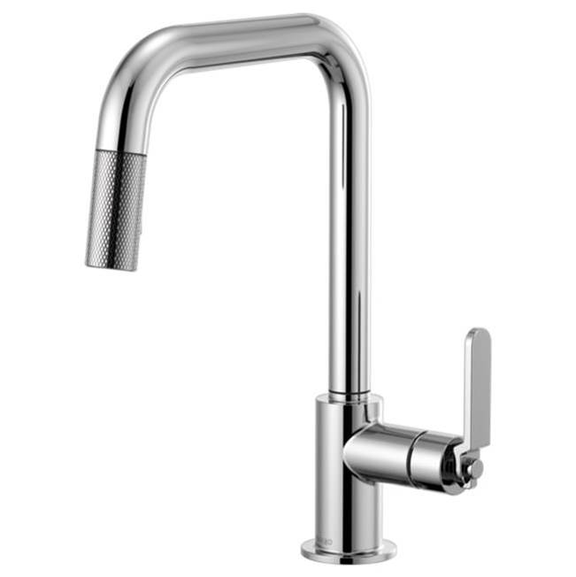 Brizo Canada Retractable Faucets Kitchen Faucets item 63054LF-PC