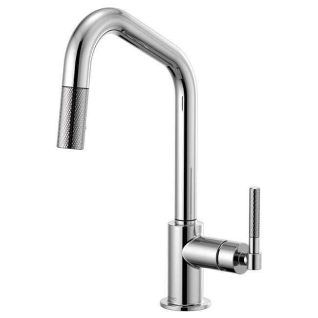 Brizo Canada Retractable Faucets Kitchen Faucets item 63063LF-PC