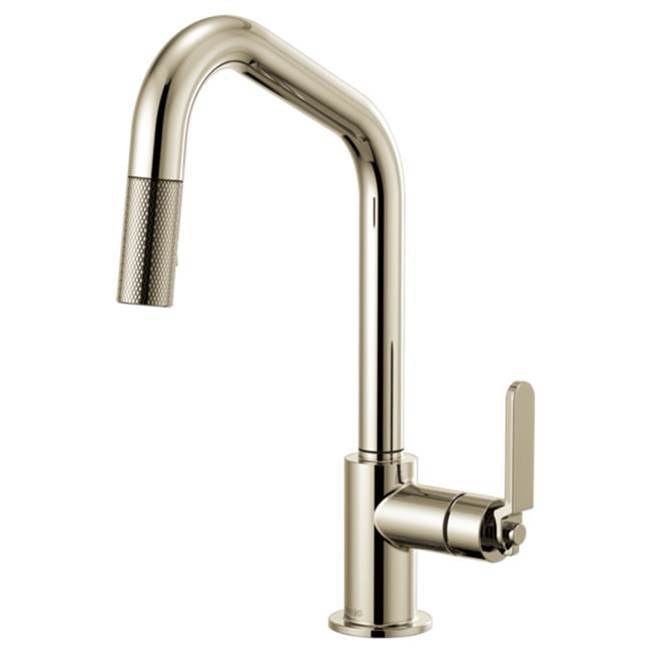 Brizo Canada Retractable Faucets Kitchen Faucets item 63064LF-PN