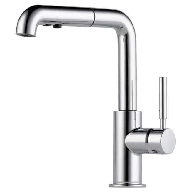 Brizo Canada Single Hole Kitchen Faucets item 63220LF-PC