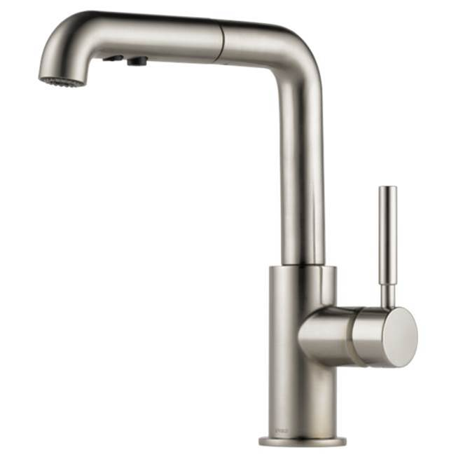 Brizo Canada Single Hole Kitchen Faucets item 63220LF-SS
