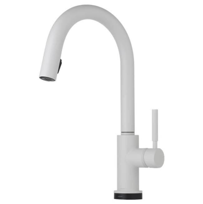 Brizo Canada Single Hole Kitchen Faucets item 64020LF-MW