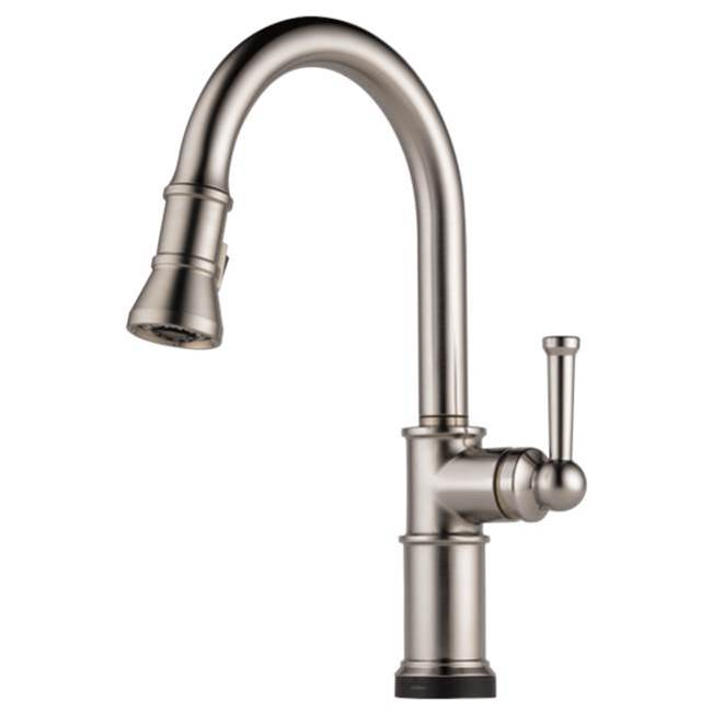 Brizo Canada Single Hole Kitchen Faucets item 64025LF-SS