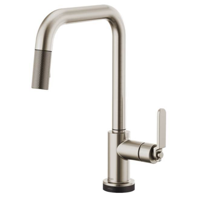 Brizo Canada Retractable Faucets Kitchen Faucets item 64054LF-SS
