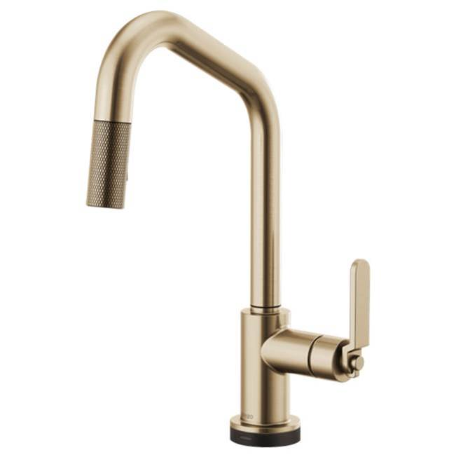 Brizo Canada Retractable Faucets Kitchen Faucets item 64064LF-GL