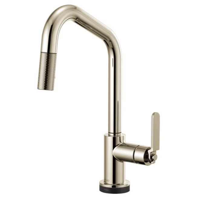 Brizo Canada Retractable Faucets Kitchen Faucets item 64064LF-PN