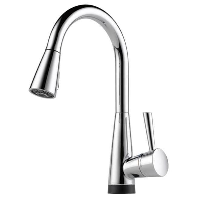 Brizo Canada Single Hole Kitchen Faucets item 64070LF-PC