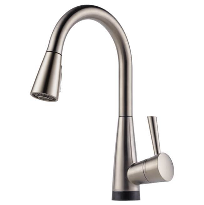 Brizo Canada Single Hole Kitchen Faucets item 64070LF-SS
