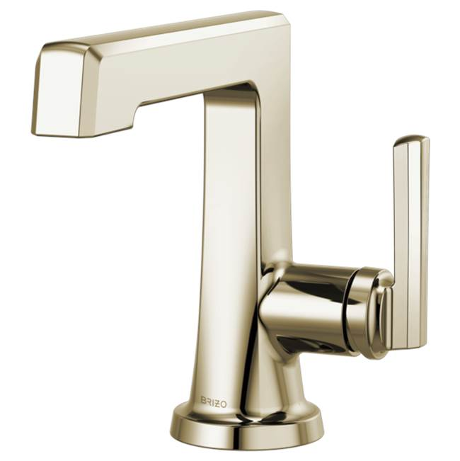 Brizo Canada Single Hole Bathroom Sink Faucets item 65098LF-PN