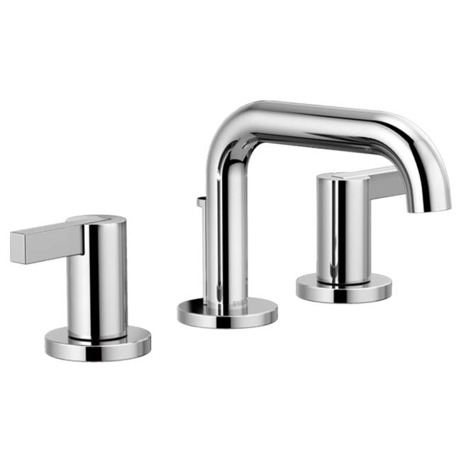Brizo Canada Widespread Bathroom Sink Faucets item 65337LF-PNLHP