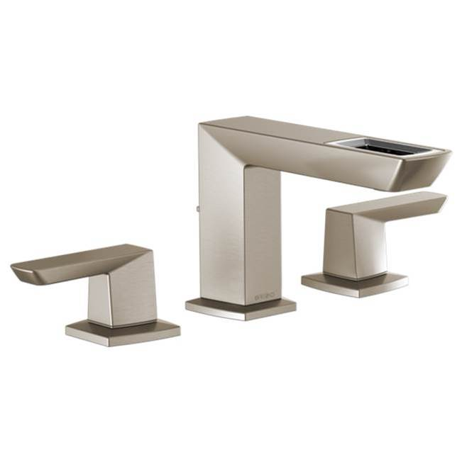 Brizo Canada Widespread Bathroom Sink Faucets item 65386LF-NKPC-ECO