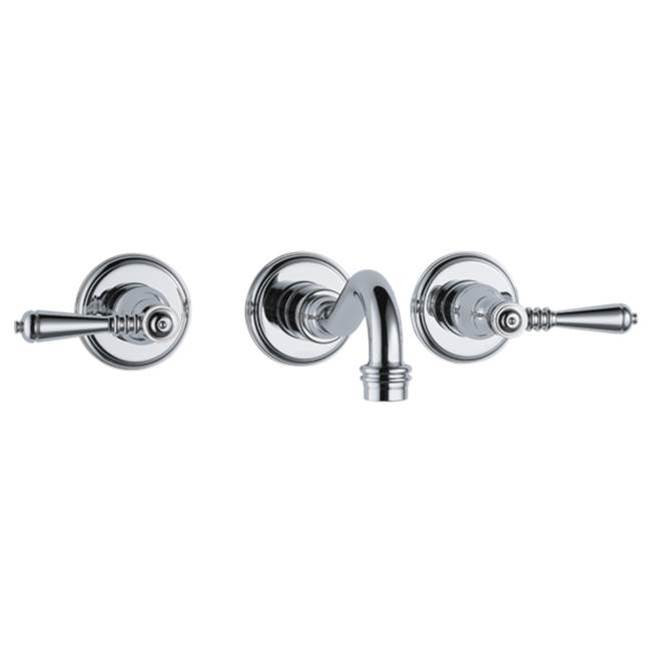 Brizo Canada Wall Mounted Bathroom Sink Faucets item 65836LF-PC