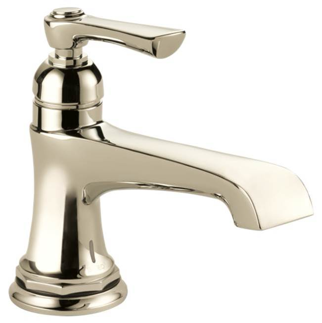 Brizo Canada Single Hole Bathroom Sink Faucets item 65960LF-PN