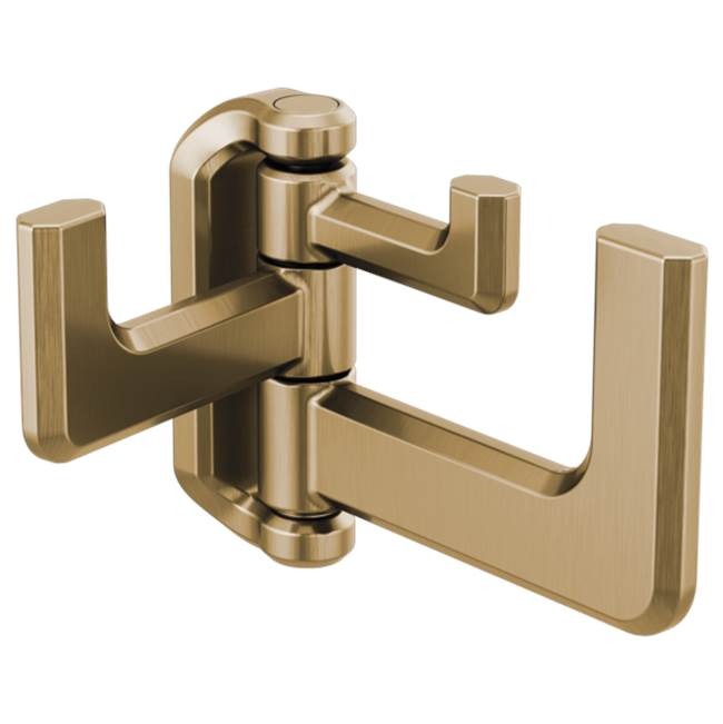 Brizo Canada Robe Hooks Bathroom Accessories item 693597-GL