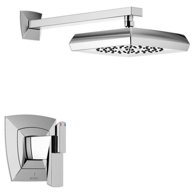 Brizo Canada  Shower Heads item T60288-PC