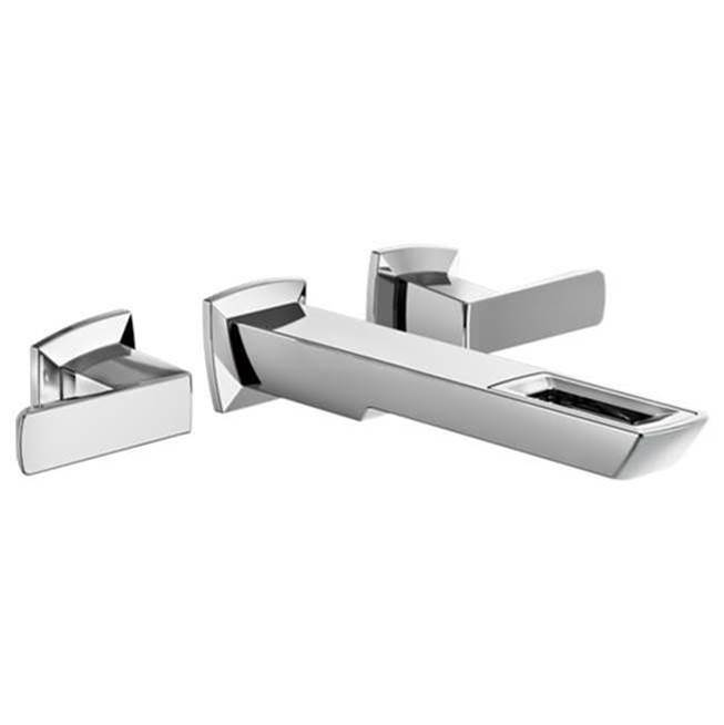 Brizo Canada Wall Mounted Bathroom Sink Faucets item T65886LF-PC-ECO
