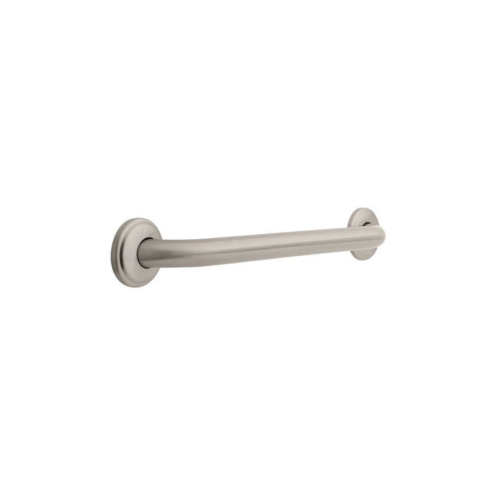 Delta Canada Grab Bars Shower Accessories item 41218-SN