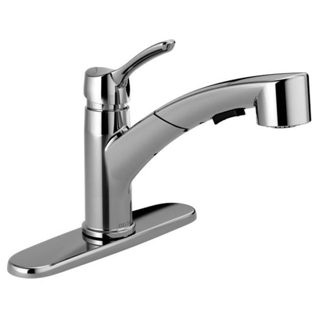 Delta Canada Single Hole Kitchen Faucets item 4140-DST