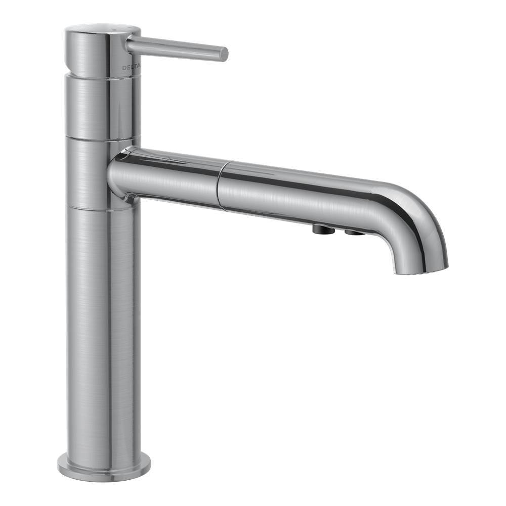 Delta Canada Single Hole Kitchen Faucets item 4159-AR-DST
