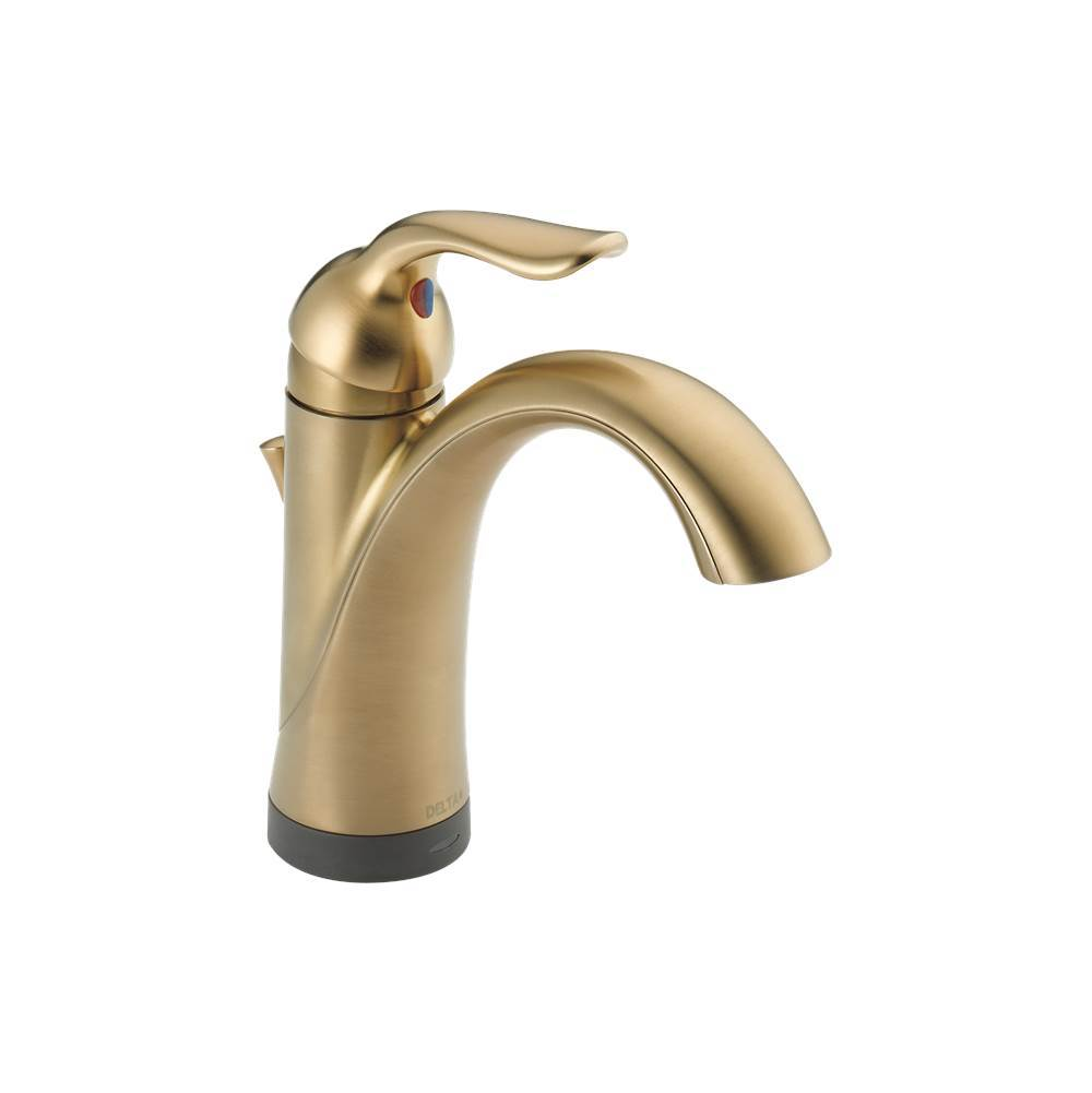 Delta Canada Single Hole Bathroom Sink Faucets item 538T-CZ-DST