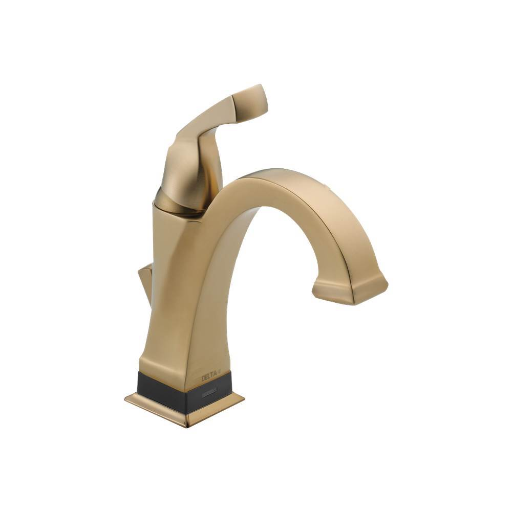 Delta Canada Single Hole Bathroom Sink Faucets item 551T-CZ-DST