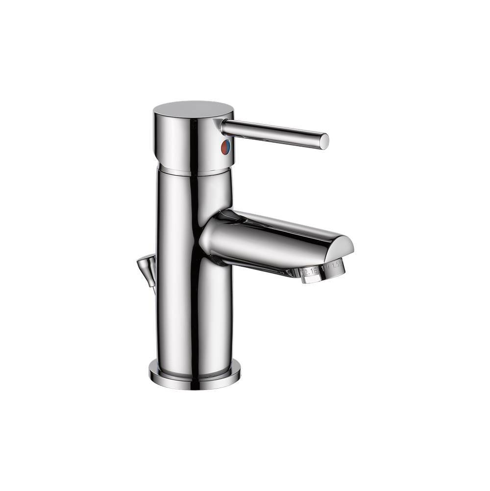 Delta Canada Single Hole Bathroom Sink Faucets item 559LF-GPM-PP