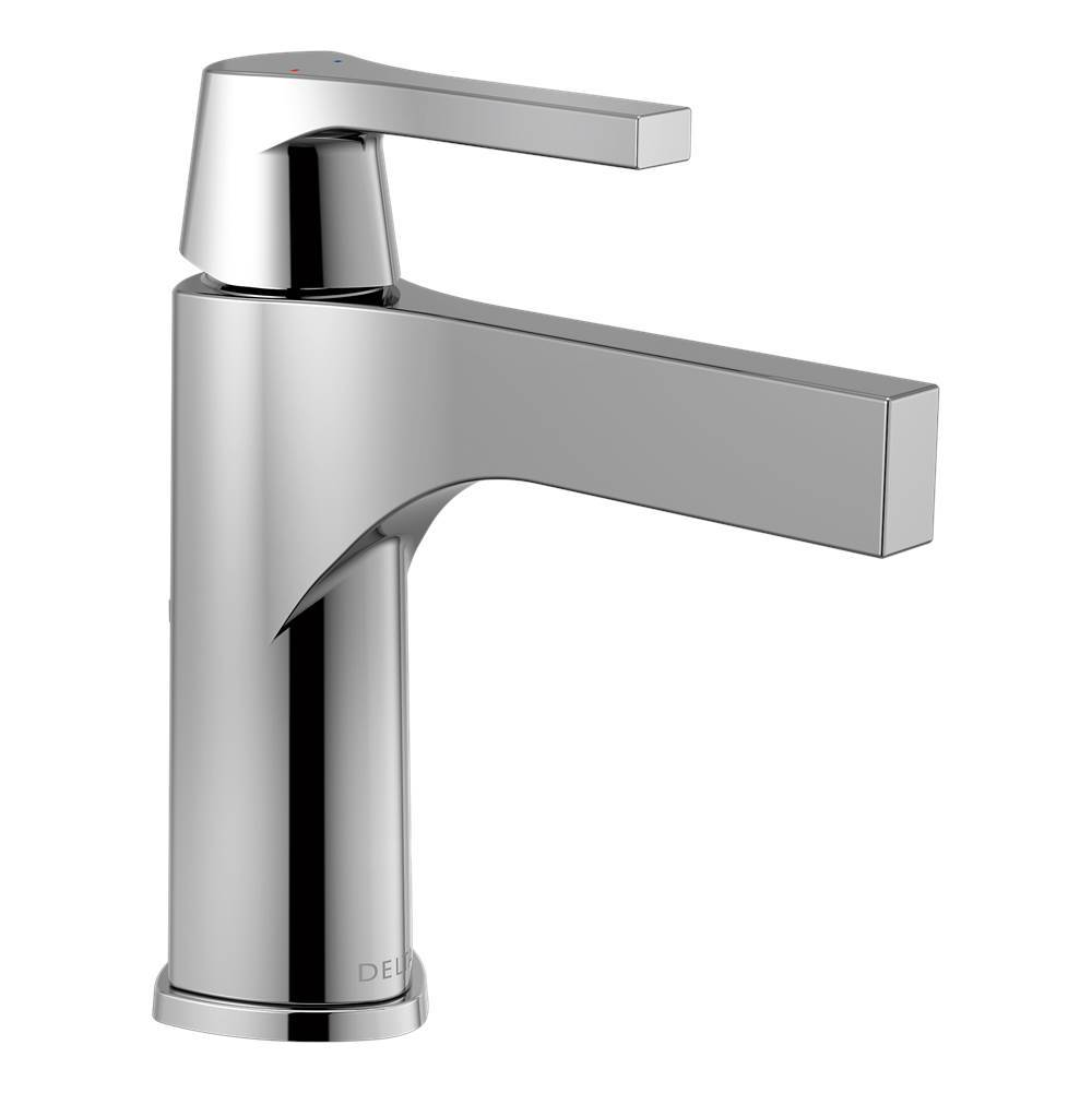 Delta Canada Single Hole Bathroom Sink Faucets item 574-LPU-DST