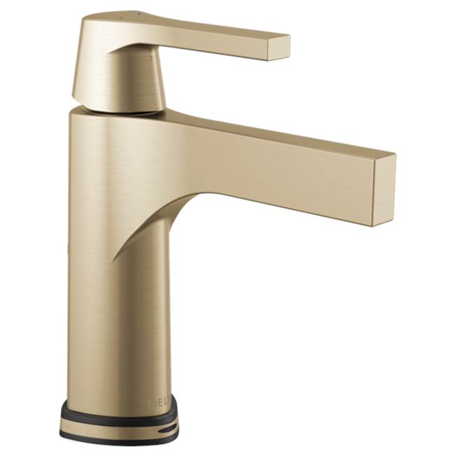 Delta Canada Single Hole Bathroom Sink Faucets item 574T-CZ-DST
