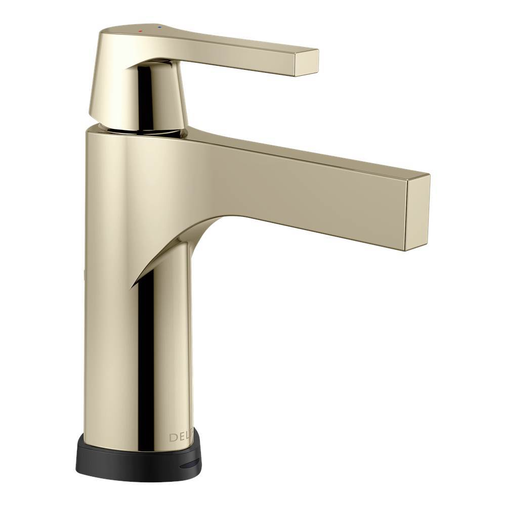 Delta Canada Single Hole Bathroom Sink Faucets item 574T-PN-DST